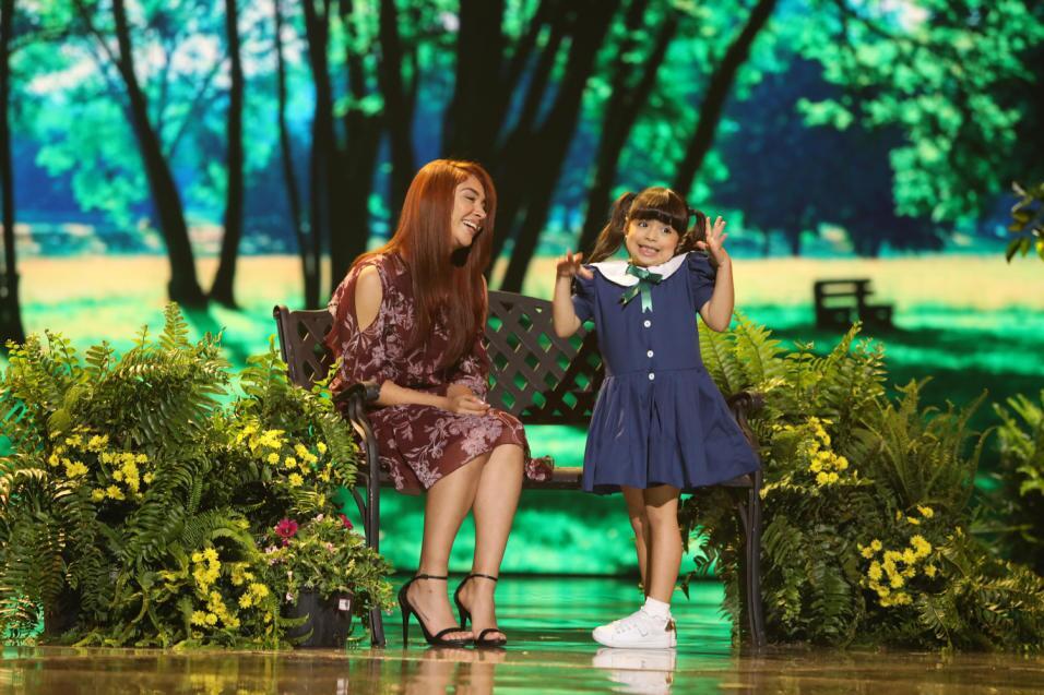 Giuliana presentaciones Pequeños Gigantes USA