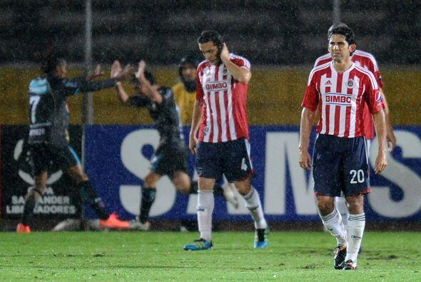 Chivas cerró su participación en Copa Libertadores con una...