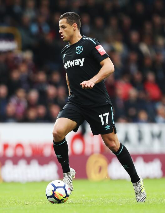 Burnley 1-1 West Ham United: Javier 'Chicharito' Hernández fue t...