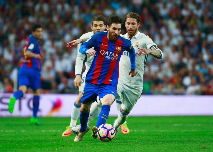 Las claves tácticas del Real Madrid-Barcelona GettyImages-671997380.jpg