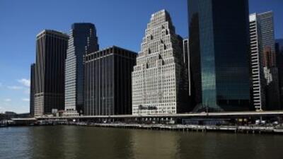 La exclusiva vivienda cuenta con vistas al Río Hudson.