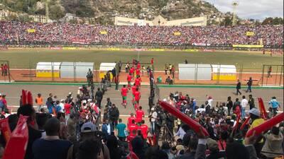Estampida en estadio de Madagascar deja muertos y heridos