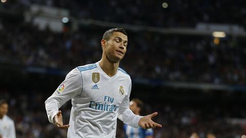 Cristiano Ronaldo (Real Madrid) - 34 millones de euros