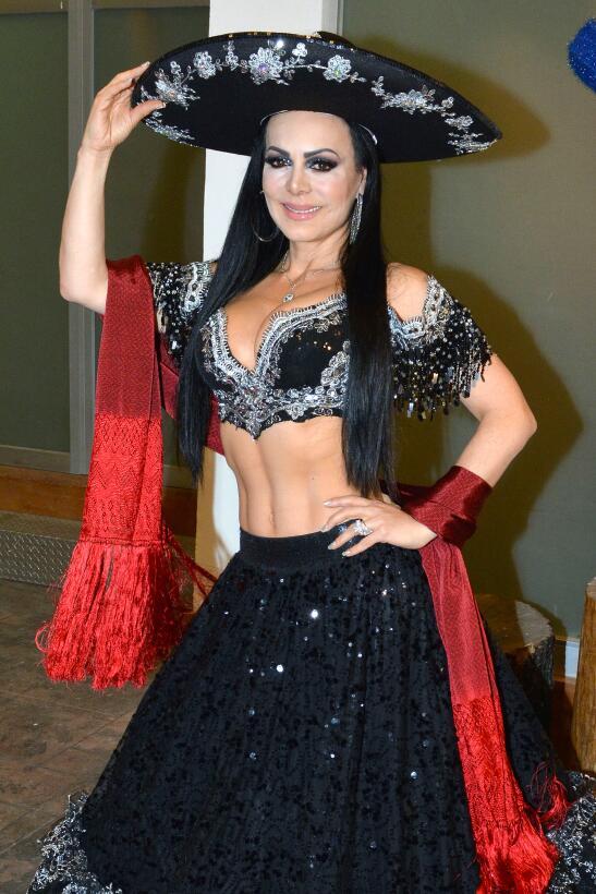 El corazón dividido de Maribel Guardia, una 'tica' muy mexicana MARIBEL-...