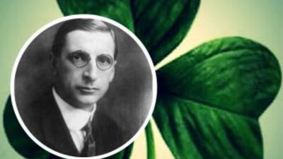 Tercer presidente de Irlanda, hijo de una irlandesa y un cubano.