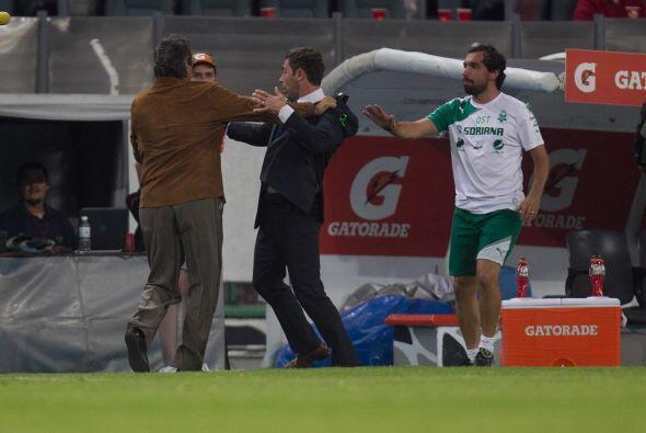 Criticó la organización de la Copa MX debido a que tuvo que disputar un...