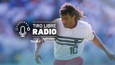Podcast Tiro Libre Radio con Marco Etcheverry