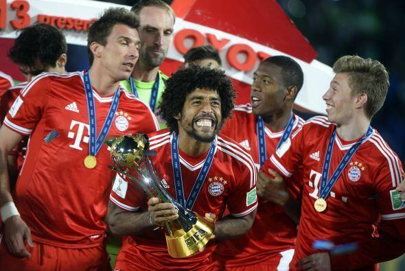 Fue así que Bayern se llevó el título del Mundial de Clubes, aunque la d...