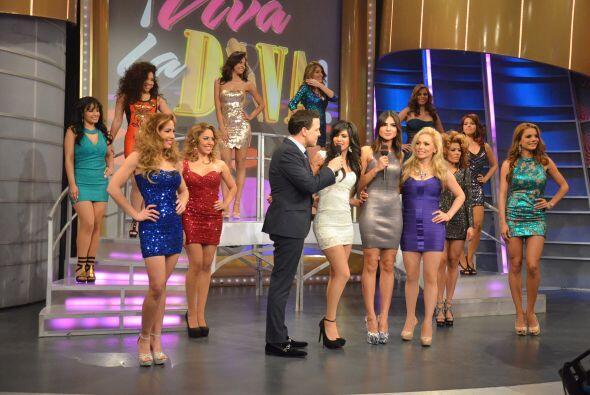 Ellas fueron las 12 participantes de 'Viva La Diva' que buscarán triunfa...