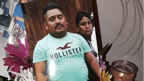 Marcelina García y Santos Hilario fallecieron en un accidente cua...