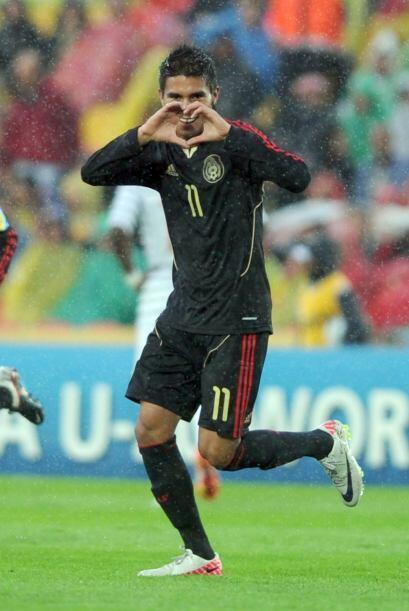 Ulíses Dávila llegó al fútbol de Europa al ser fichado por el Chelsea tr...