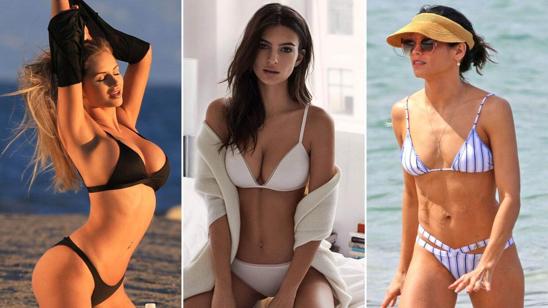 A estos famosos les urge que ya llegue la primavera.