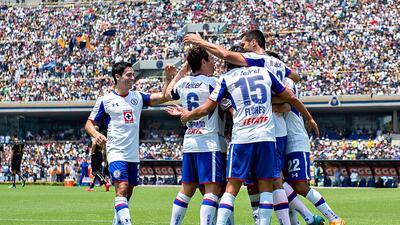 Pumas 0-1 Cruz Azul: Pumas cayó ante La Máquina y casi dijo adiós a la L...