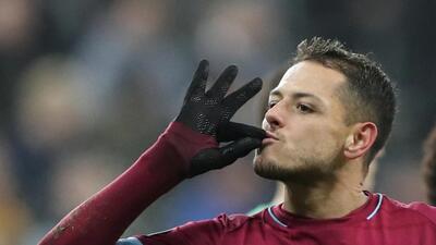 Chicharito Hernández y sus dos goles en lo más destacado de los mexicanos en Europa