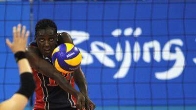 Voleibolista de la Liga de Voleibol Superior Femenino de Puerto Rico y e...