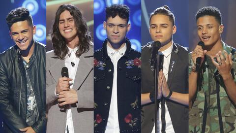 VOTA Los chicos volvieron a ser solistas, ¿cuál te gustó más?