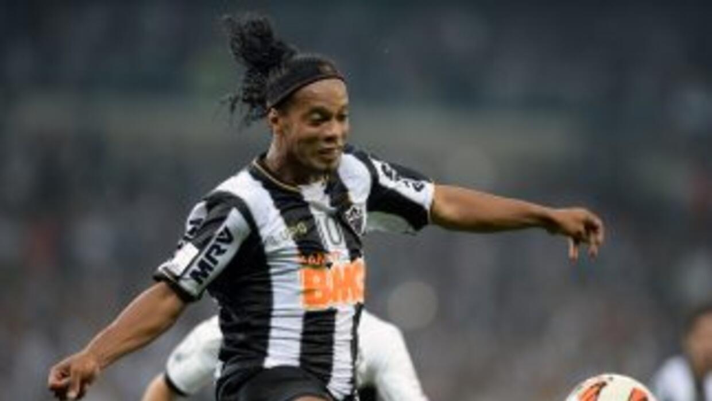 Ronaldinho afirmó que la Copa Libertadores que ganó ante Olimpia era el...