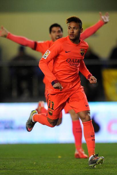 Neymar se ubica en la tercera posición del ranking, con una ganancia de...
