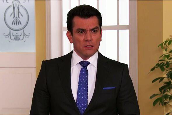 No te pongas celoso Fernando, el chico que está con Ana es el hermano de...