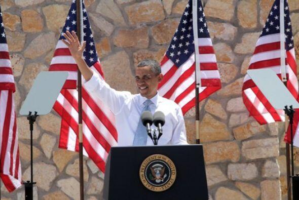 El discurso que pronunció el presidente Obama elevó las esperanzas de la...