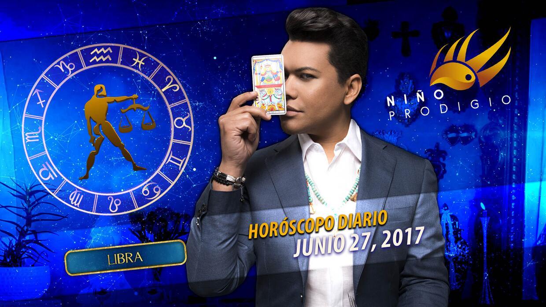 Niño Prodigio - Libra 27 de junio 2017