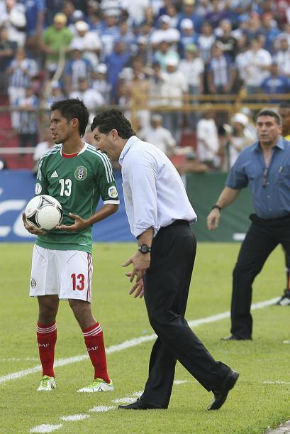Luego vino un empate a 2 goles en San Pedro Sula contra Honduras en un p...