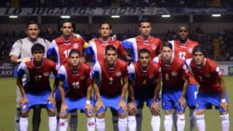 Selección de Costa Rica.
