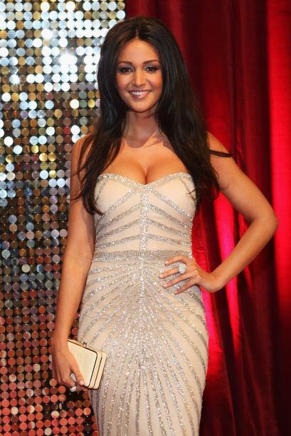 Michelle KeeganLa celebridad británica ha destacado por su gran belleza....
