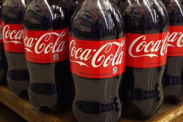 COCA-COLA  '  Situación: El fabricante estadounidense de bebidas ganó 2,...