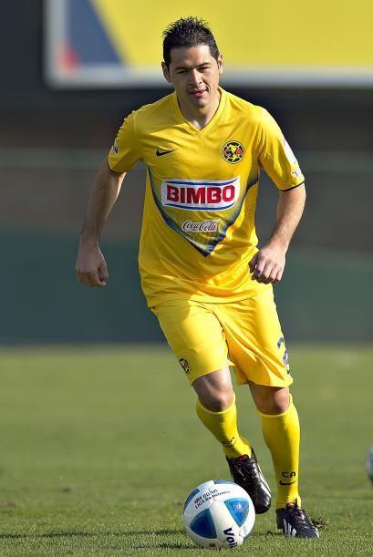 21 Pablo César Aguilar  El defensa paraguayo jugó su segundo partido com...