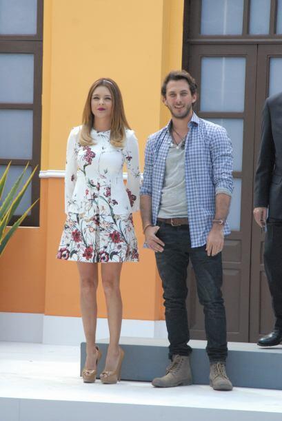 ¡Pues volverán a ser pareja en la telenovela!