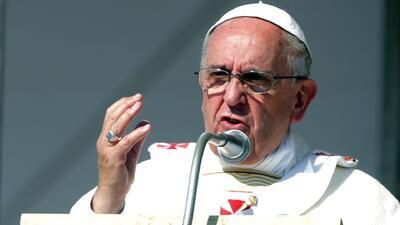 El Papa Francisco viaja a la tierra de la mafia, Calabria