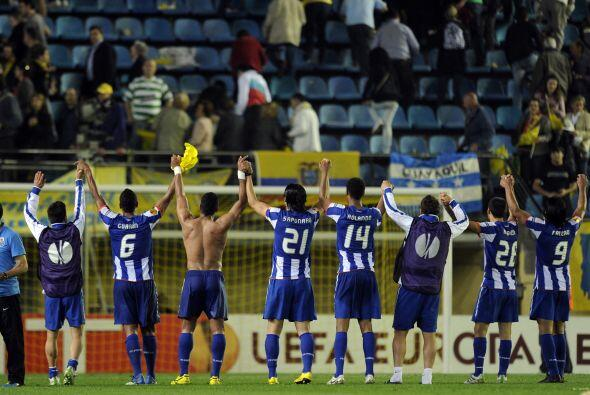 Gran pase obtenido por el Oporto, que se instaló en la Final.