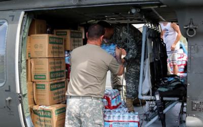 Guardia Nacional de Puerto Rico alista ayuda para Culebra