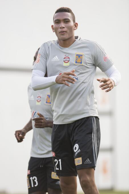 Francisco Meza (Tigres / Colombia) - 8 partidos jugados, 6 como titular.