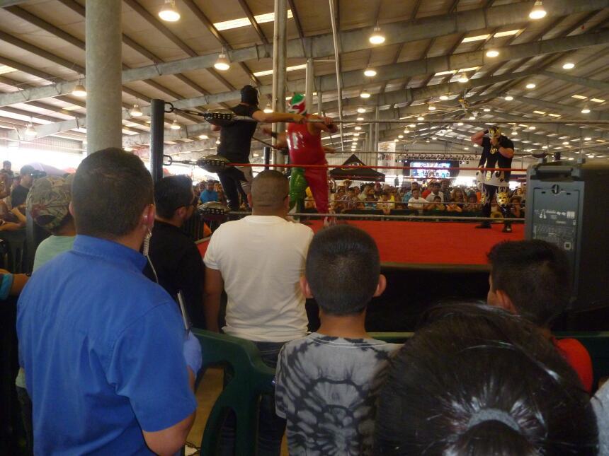 Lucha Libre en Fiestas Patrias 2016 P1040414.JPG