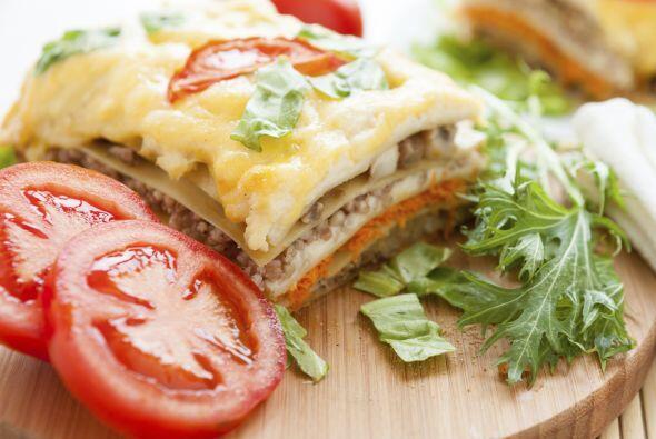Alimentarnos de forma saludable no significa que debemos sacrificar el s...