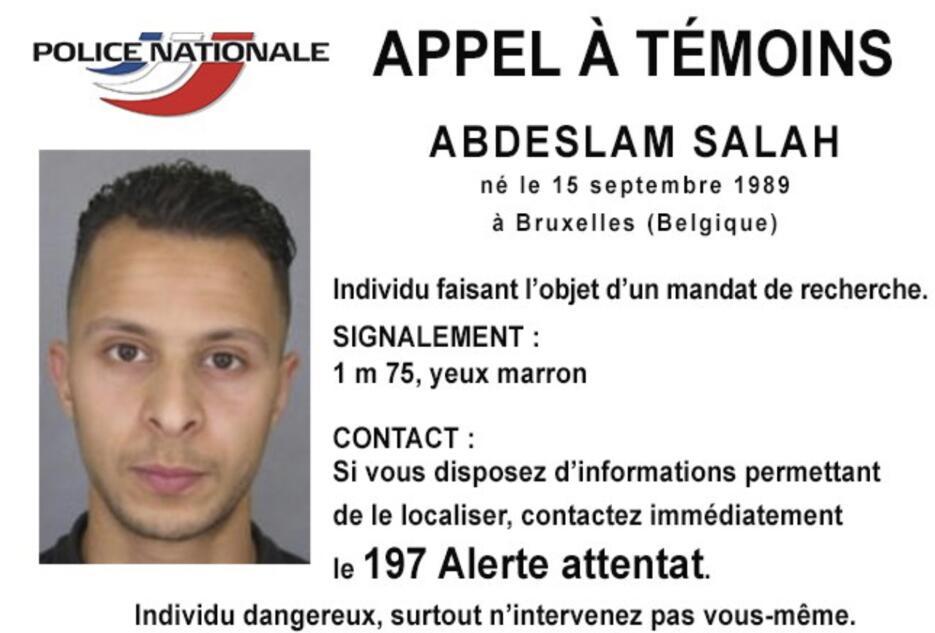 La operación contra el principal atacante de París Belgium%20France%20At...