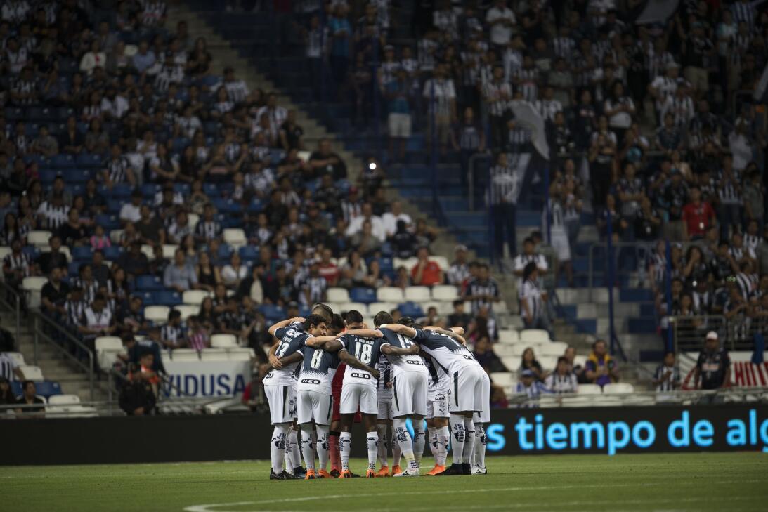 Estadio BBVA Bancomer - Monterrey 1-3 Puebla: 41,817 espectadores