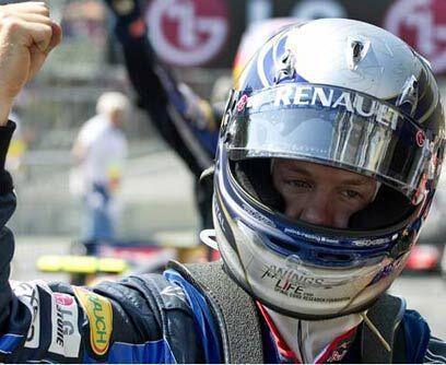 GP de BRASIL, 7 de noviembreSebastian Vettel ganó el Gran Premio de Bras...