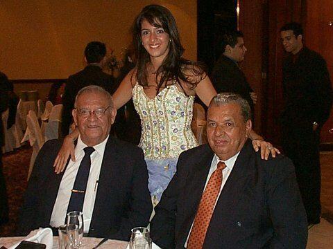 """""""Las personas que más me han impactado en mi vida son mis abuelos...mis..."""