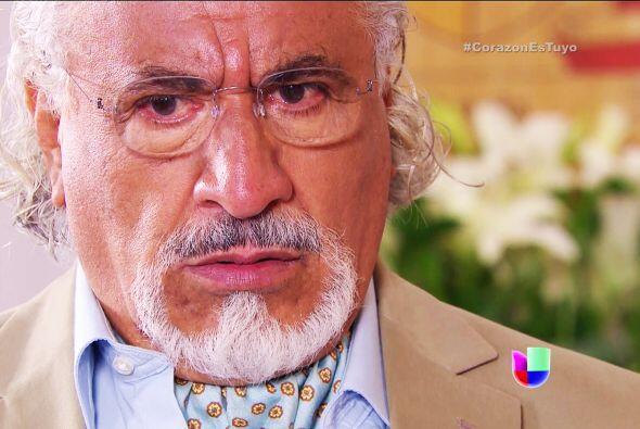 Es para no creer don Nicolás, Bruno está encarcelado. No lo dude y vaya...