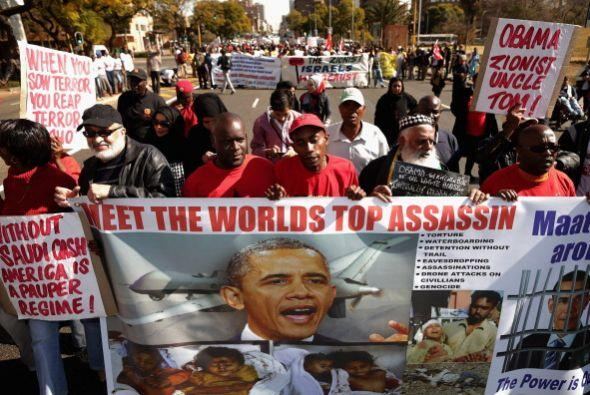 Barack Obama se reunirá mañana con su homólogo suda...