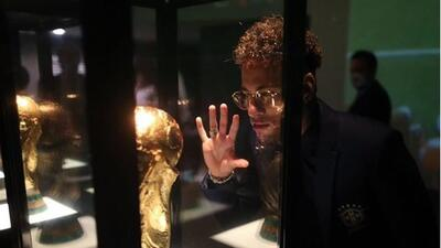 Neymar y su 'promesa' frente a la Copa del Mundo