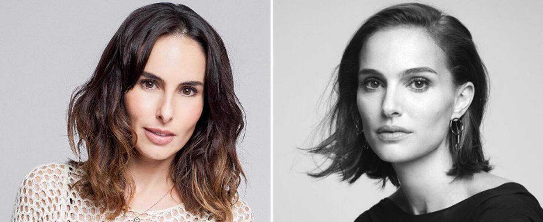 Ambas actrices sorprenden por su gran parecido físico, ¿qué opinas? ¿A c...