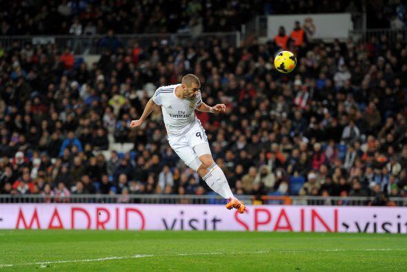 En el Real Madrid ha sido muy regular en sus actuaciones haciendo anotac...