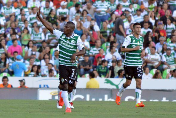 Darwin Quintero: El científico probó suerte siete veces y anotó tres gol...