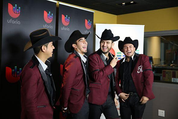 La agrupación Calibre 50 originaria de Mazatlán, Sinaloa, se dio a conoc...