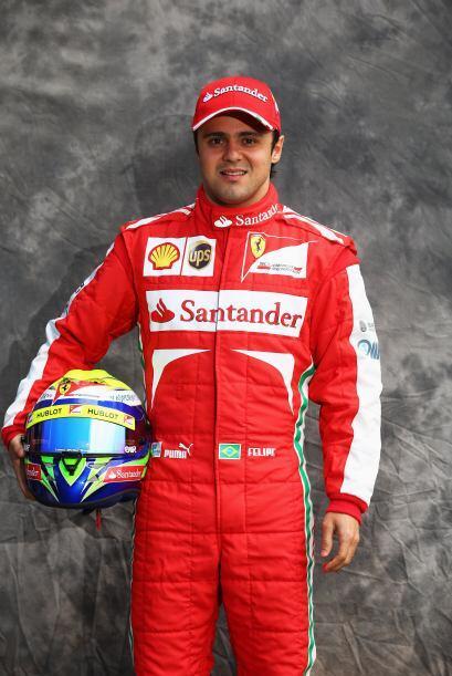 Felipe Massa, Brasil, Ferrari.