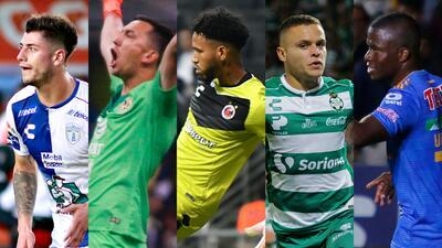 Gallese, Marchesín, Sagal, Valencia y más extranjeros de la Liga MX que jugarán la fecha FIFA